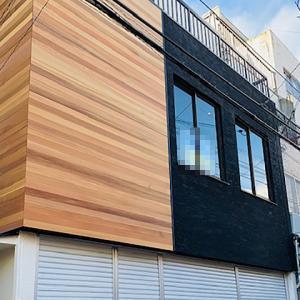 兵庫県 神戸市垂水区神田町 JR垂水駅から徒歩2分 おしゃれな外観 室内スケルトン 2階・3階テナント