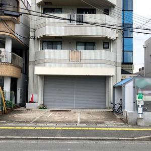 兵庫県 高砂市神爪 JR宝殿駅から徒歩2分 駐車場3台あり 1階テナント