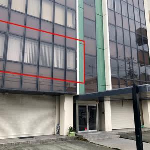 兵庫県 加古川市平岡町 JR東加古川駅から徒歩5分 事務所仕様 東側 2階テナント