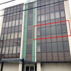 兵庫県 加古川市平岡町 JR東加古川駅から徒歩5分 事務所仕様 西側 3階テナント