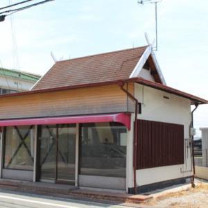 兵庫県 加古郡播磨町宮北 山陽播磨町駅から徒歩10分 駐車場2台あり 事務所や物販として 1階テナント