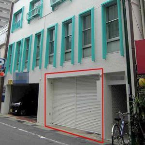 兵庫県 明石市西明石南町 JR西明石駅から徒歩2分 南向き店舗 24時間使用可 1階テナント