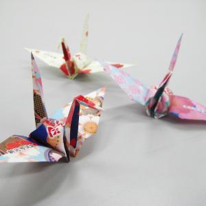 心を込めた折り鶴(ミセスマキコのプラチナ相談室)