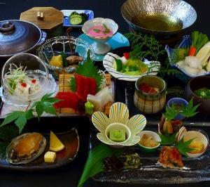料理旅館 万清楼 旬の味覚&勝浦温泉を満喫 勝浦の旬を味わうプラン♪