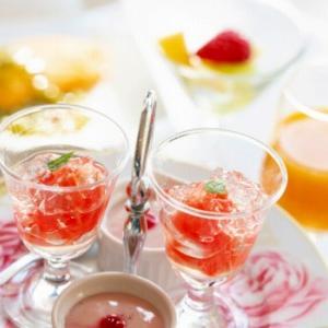花いろどりの宿 花游 【1泊朝食】とっても贅沢な気分になれる朝食 優雅な1日のはじまりプラン