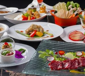 花いろどりの宿くじらのフルコース 日本遺産 ~ ★日本の食文化を訪ねて・・・