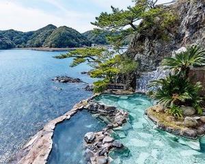 碧き島の宿 熊野別邸 中の島 12月限定 特選会席プラン