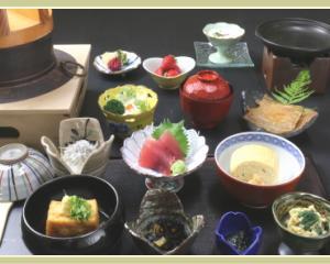 料理旅館 万清楼 熊野牛会席プラン&マグロづくしプラン