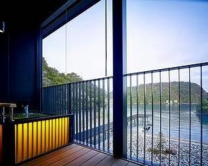 碧き島の宿 熊野別邸 中の島  露天風呂付き客室