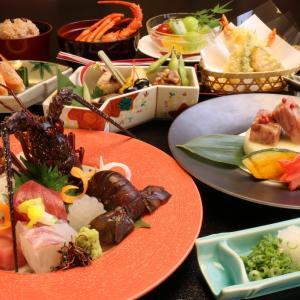 ホテル浦島 特別な記念日・お祝いに 山上館「貴賓室」と豪華会席料理&個室席