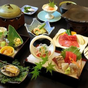 万清楼 旬の味覚&勝浦温泉を満喫 季節の味わいプラン