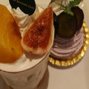 【最新版】西葛西にあるフォーシーズンズカフェ(FOUR SEASONS CAFE)のオーダー式スイーツビュッフェ・ケーキバイキング・パフェ食べ放題(2019年10月)♪♪♪♪♪♪