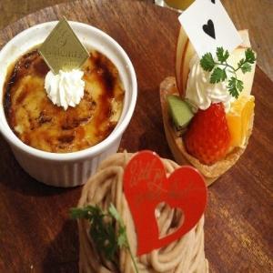 【最新版】西ではない葛西にある『パティスリーカフェ ひばり(Patisserie cafe Hibari)』のオーダ-スイーツビュッフェ・スウィ-ツオ-ダ-ブッフェ・ケ-キバイキングに(2020年2月)♪♪♪♪