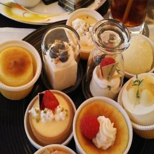 【再開版】恵比寿にあるウェスティンホテル東京『ザ・テラス(THE WESTIN TOKYO THE TERRACE)』のチーズデザートブッフェ&ケ-キバイキング・スイーツビュッフェ(2020年6月)♪♪♪♪♪♪