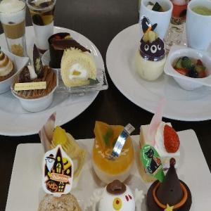 【復活版】舞浜のシェラトン・グランデ・トーキョーベイ・ホテル『カフェ トスティーナ(Sheraton Grande Tokyo Bay Hotel Cafe Toastina)』のフライデーデザ-トブッフェ・ケ-キバイキング・スイ-ツビュッフェに(2020年10月)♪♪♪♪♪