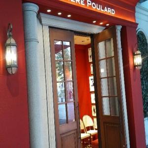 【1度きり】有楽町にある『ラ・メール・プラール(la mere poulard)』の一度限り取り放題デザートワゴン+フワフワオムレツ(2020年11月)♪♪♪♪♪♪