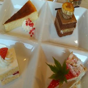 【最新版】八王子の京王プラザホテル『ル クレール (LE CLAIR)』の土日祝日限定ケーキバイキング・スイーツビユッフェ・デザート食べ放題(2020年11月)♪♪♪♪