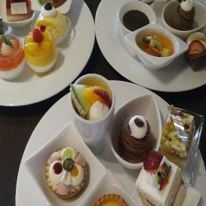 【水曜】舞浜のシェラトン・グランデ・トーキョーベイ・ホテル『カフェ トスティーナ(Sheraton Grande Tokyo Bay Hotel Cafe Toastina)』のフライデーデザ-トブッフェ・ケ-キバイキング・スイ-ツビュッフェに(2021年4月)♪♪♪♪♪