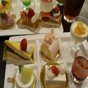 【2年ぶり】錦糸町にある東武ホテルレバント東京『スーパーダイニング ヴェルデュール(SUPER DINING Verdure)』のGWデザートビュッフェ・スイーツブッフェ・ケ-キバイキング(2021年5月)♪♪♪