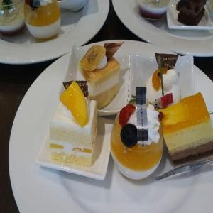 【金曜】舞浜のシェラトン・グランデ・トーキョーベイ・ホテル『カフェ トスティーナ(Sheraton Grande Tokyo Bay Hotel Cafe Toastina)』のフライデーデザ-トブッフェ・ケ-キバイキング・スイ-ツビュッフェに(2021年6月)♪♪♪♪♪