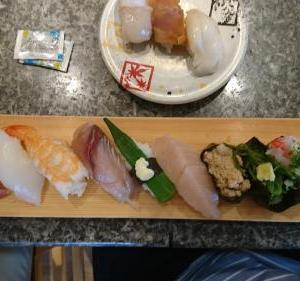 回転寿司鮮 一宮市