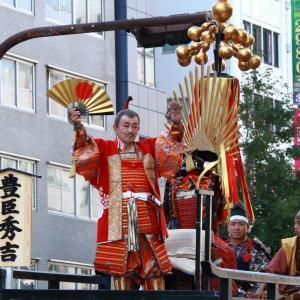 先日の名古屋祭り