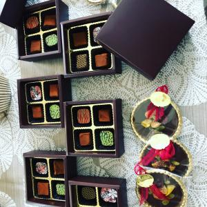 ショコラレッスン3パターン