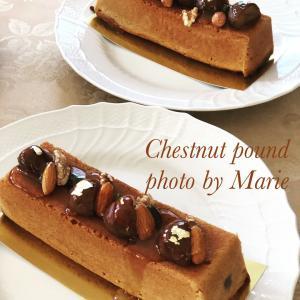 スペシャルな栗のパウンドケーキレシピ