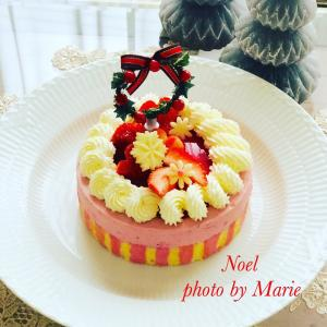 今年のクリスマスケーキ