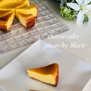 ベイクドチーズケーキ〜美味しさの秘密