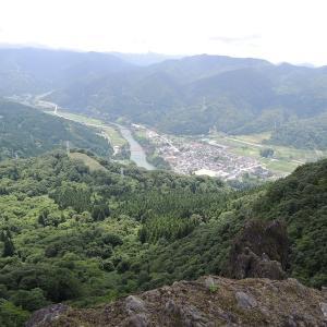 予定変更になったのでお馴染みのこの山へ 小佐波御前山