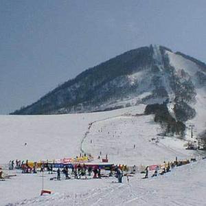 木島平スキー場 シーズン券11000円!