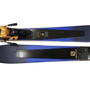 自前でスキーのプレチューン