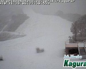 今週末もスキーは断念