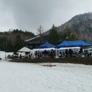 横手山スキー場大感謝祭