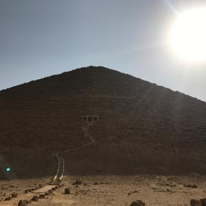 エジプト 赤のピラミッド 階段ピラミッド