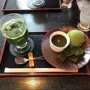 京都 抹茶づくし
