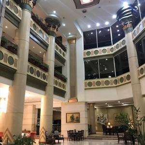 エジプト アスワン TOLIPホテル