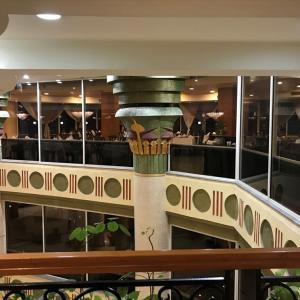 エジプト TOLIPホテル 夕食