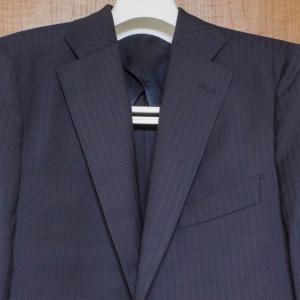 ZOZO のカスタムオーダースーツ お直し完了