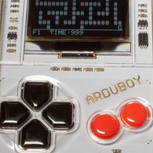 クレジットカード サイズのゲーム機 Arduboy 購入