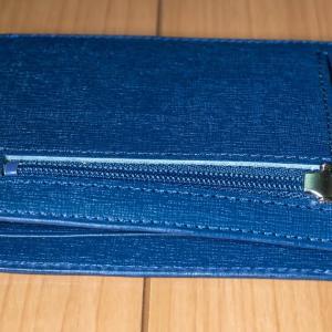 胸ポケットに入るミニマムな財布を購入 レビュー