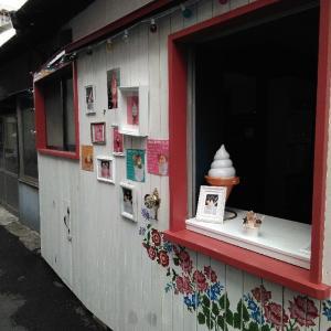 三島市  milk bar tocco