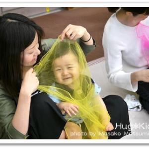 ぷれ幼稚園期のキッズさんとママの親子クラブ★はぐきっず1歳・2歳クラスでした|広島市