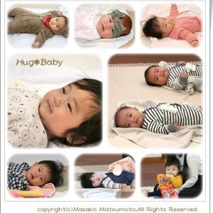 ベビーマッサージ&親子ヨガ教室でした♡赤ちゃんの体調変化・成長に気づけるふれあいケア♪広島市