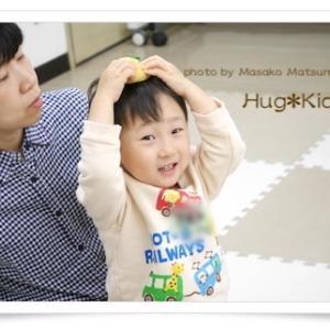 親子サークルはぐきっず1歳児・2歳児クラスの様子|広島市安佐南区・西区・佐伯区リトミック♪