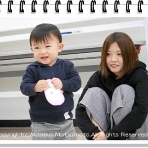 ママとベビーのサインコミュニケーション親子教室でした♪広島市安佐南区・佐伯区民文化センター
