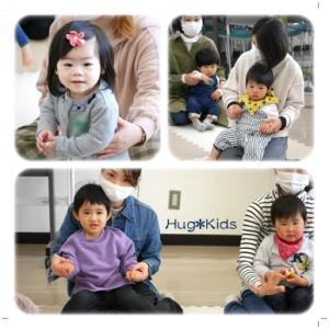 【ぷれ幼稚園はぐきっず親子教室】1・2歳クラスでした 広島市安佐南区・佐伯区・西区