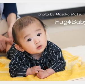 赤ちゃんの体調変化・成長に気づけるベビーマッサージ&ヨガレッスン♡比治山教室・五日市教室参加募集