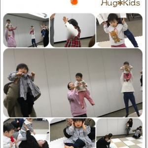 1・2・3歳児&ママの親子リトミック教室の様子♪広島市育児支援サークル